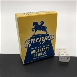 Miniatures - Cartons - Energen Breakfast Flakes (C7) - http://www.hilarypagetoys.com