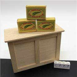 Miniatures - Cartons - Fernleaf New Zealand Butter - http://www.hilarypagetoys.com