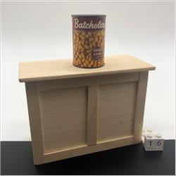Miniatures - Tins - Batchelor's Baked Beans (T6) - http://www.hilarypagetoys.com
