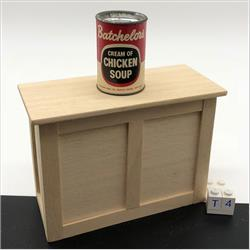 Miniatures - Tins - Batchelor's Chicken Soup (T4) - http://www.hilarypagetoys.com