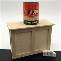 Miniatures - Tins - Duradio Paint (T80) - http://www.hilarypagetoys.com