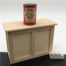 Miniatures - Tins - Heinz Oxtail Soup (T31) - http://www.hilarypagetoys.com