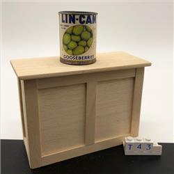 Miniatures - Tins - Lin-Can Gooseberries (T43) - http://www.hilarypagetoys.com