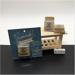 Miniatures - Specials - Packet of 20 Players Navy Cut Cigarettes Medium (S102) - http://www.hilarypagetoys.com