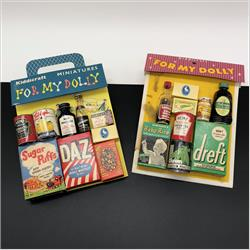 Miniatures - Sets - For My Dolly (PBP/1) - http://www.hilarypagetoys.com