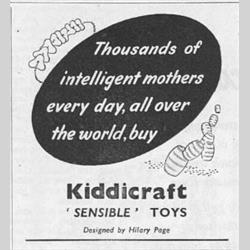 Press Cuttings - 1951 - http://www.hilarypagetoys.com