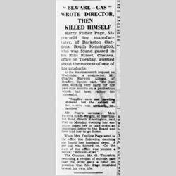 Press Cuttings - 1957 - http://www.hilarypagetoys.com