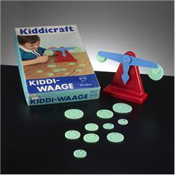 Kiddicraft Germany Products - 34-00 Kiddi-waage - http://www.hilarypagetoys.com