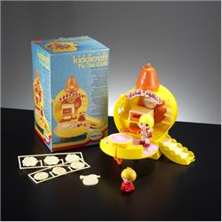 Kiddicraft Germany Products - 431-360500 Tic-Tac-Café  - http://www.hilarypagetoys.com