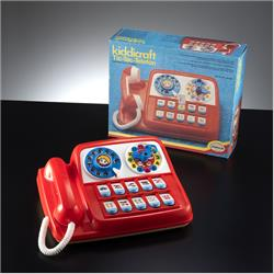 Kiddicraft Germany Products - 431-360600 Tic-Tac-Telefon - http://www.hilarypagetoys.com