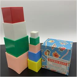 Kiddicraft Germany Products - K247 Würfelpyramide - http://www.hilarypagetoys.com