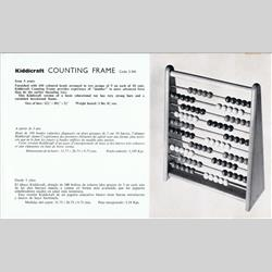 5-341 Counting Frame