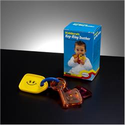1978-1991~ K01-, K02-, K03-, K05- Ref. No's - K02 079 Key-Ring Teether - http://www.hilarypagetoys.com