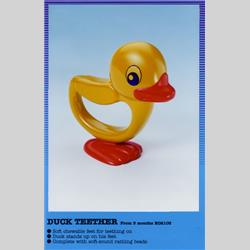 1978-1991~ K01-, K02-, K03-, K05- Ref. No's - K02 015 Duck Teether - http://www.hilarypagetoys.com