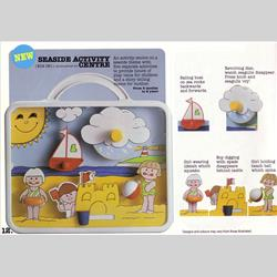 1978-1991~ K01-, K02-, K03-, K05- Ref. No's - K02 051 Seaside Activity Centre - http://www.hilarypagetoys.com