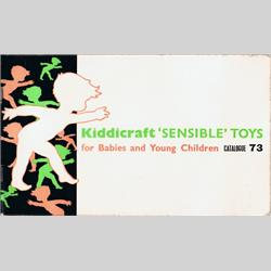 Kiddicraft Sensible Toys for Babies and Young Children