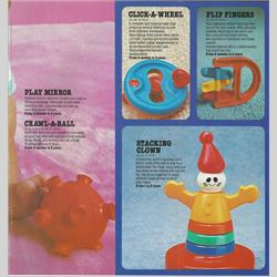 Catalogues and Price Lists - United Kingdom - 1981 Kiddicraft Trade Catalogue - http://www.hilarypagetoys.com