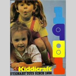 1981 Kiddicraft Catalogue