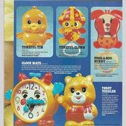 Catalogues and Price Lists - United Kingdom - 1982 Kiddicraft Trade Catalogue - http://www.hilarypagetoys.com