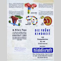 1958 German Catalogue