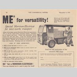 Advertisements - United Kingdom - 1955 Kiddicraft Factory Truck - http://www.hilarypagetoys.com