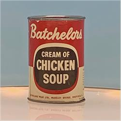 Miniatures - Tins - Batchelor's Cream of Chicken Soup (T4) - http://www.hilarypagetoys.com