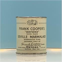 Miniatures - Tins - Frank Cooper's Seville Marmalade (T9) - http://www.hilarypagetoys.com