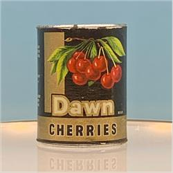 Miniatures - Tins - Dawn Cherries (T91) - http://www.hilarypagetoys.com