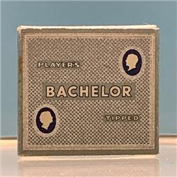 Miniatures - Specials - Packet of 20 Players Bachelor Cigarettes - http://www.hilarypagetoys.com