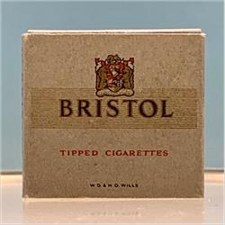 Miniatures - Specials - Packet of 20 Wills Bristol Cigarettes - http://www.hilarypagetoys.com