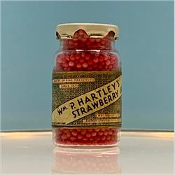 Miniatures - Specials - Hartley's Strawberry Jam (S108) - http://www.hilarypagetoys.com