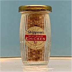 Miniatures - Specials - Shippams Chicken Paste (S119) - http://www.hilarypagetoys.com