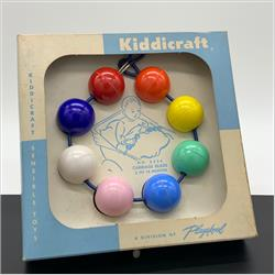 Kiddicraft USA Products - K234 Carriage Beads - http://www.hilarypagetoys.com