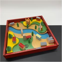 Tiger Toys (Petersfield) & Kiddicraft - Tiger Toys - English Village - http://www.hilarypagetoys.com
