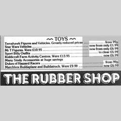 Press Cuttings - 1985 - http://www.hilarypagetoys.com