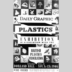 Daily Graphic Plastics Exhibition 1946 - Daily Graphic Plastics Exhibition 1946 - http://www.hilarypagetoys.com