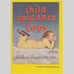 Hilary Page Plagiarised - Archer Plastics - Child Guidance Toys - http://www.hilarypagetoys.com