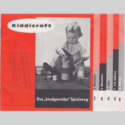 Catalogues and Price Lists - Germany - 19?? Catalogue - http://www.hilarypagetoys.com